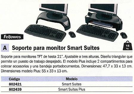 FELLOWES SOPORTE PARA MONITOR SMART SUITES PLUS 8020801