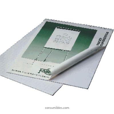 Blocs de papel FAIBO BLOC PIZARRA 25 HOJAS 90 X 65 CM BLC-25CB
