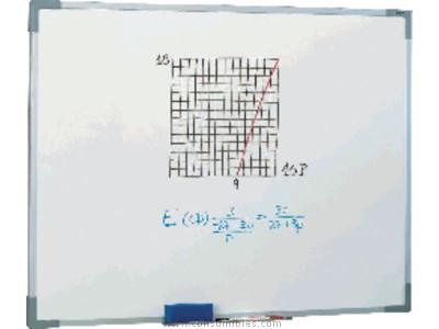 FAIBO PIZARRA MAMPARA 100X150 CM 11M 4