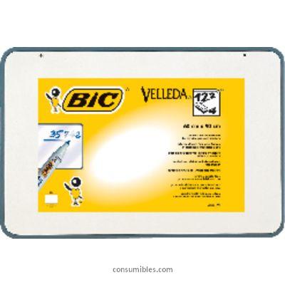 Marcadores pizarra blanca BIC PIZARRA BLANCA VELLEDA 44X55CM BORRABLE EN SECO 1199024513
