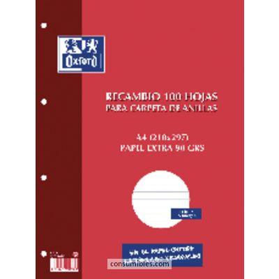 Comprar Recambio de hojas 736687 de Oxford online.
