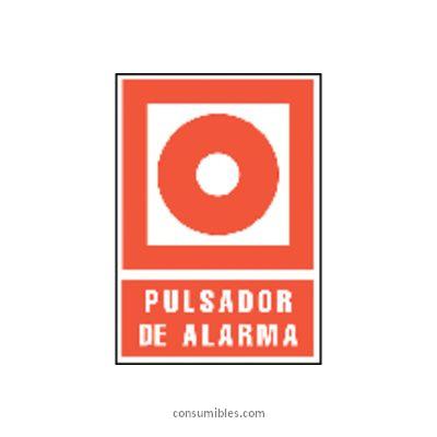 ARCHIVO 2000 SEÑALIZACION EXTINTOR 210X297 MM ROJO SERIGRAFIADA PVC 6171-02RJ
