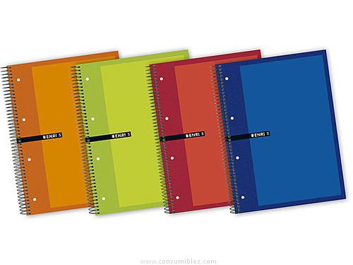Comprar Cuadernos con espiral microperforados 739611 de Enri online.