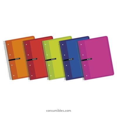Comprar Cuadernos con espiral microperforados 739638(1/5) de Enri online.