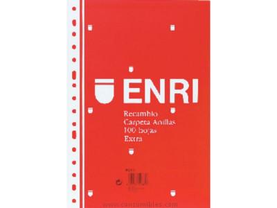 Recambios ENRI RECAMBIO DE PAPEL 100H FOLIO HORIZONTAL 100430047