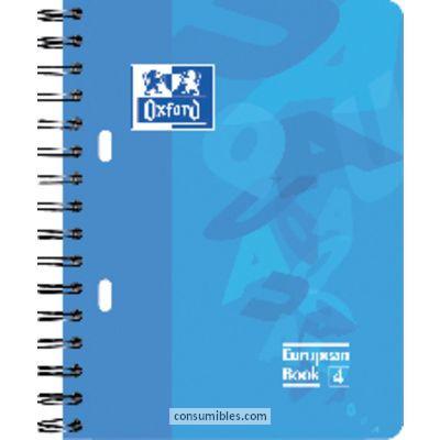 Comprar Cuadernos con espiral microperforados 745780(1/5) de Oxford online.