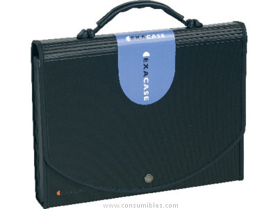Comprar Clasificadores con lomo de fuelle 754168 de Exacompta online.