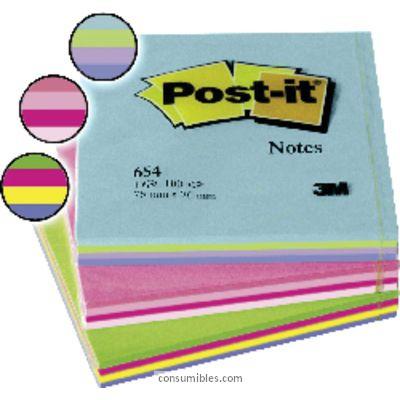 Comprar Post-it Arco Iris 754722 de Post-It online.