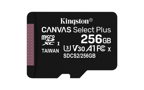 Comprar  SDCS2-256GB de Kingston Technology online.
