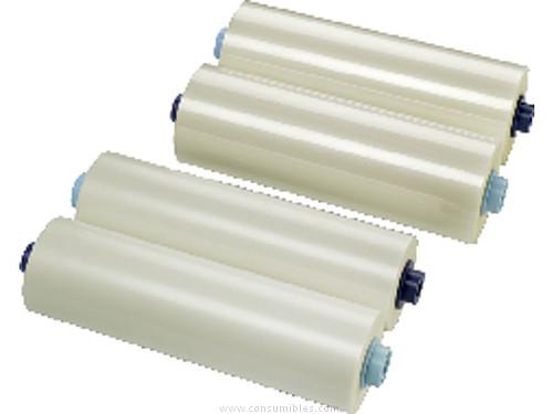 GBC BOBINAS DE PLASTIFICACION PACK 2 UD MATE 125 MICRAS 305 MMX60M PARA ULTIMA 35 EZLOAD 3200201EZ
