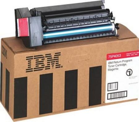 Comprar cartucho de toner 75P4053 de ibm online.