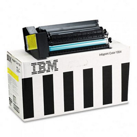 CARTUCHO DE TONER AMARILLO IBM TYPE-4921 4920 4924