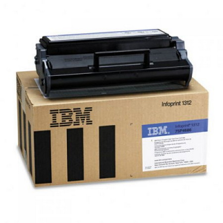 Comprar cartucho de toner alta capacidad 75P4686 de IBM online.