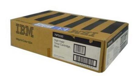 Comprar cartucho de toner 75P5430 de IBM online.