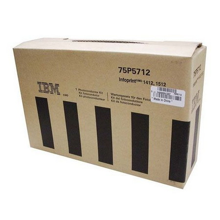 Comprar Kit fotoconductor 75P5712 de IBM online.