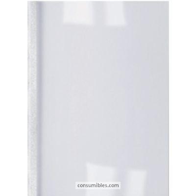 Encuadernadoras Termicas GBC DOSSIER TERMICO CAJA 100 UD LOMO 3MM BLANCO A4 IB451713