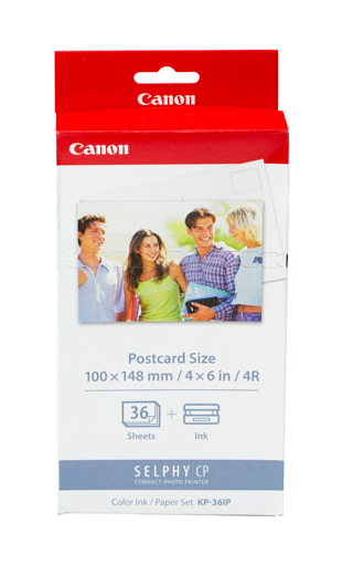 Cartucho de Tinta Colores Canon KP-36IP