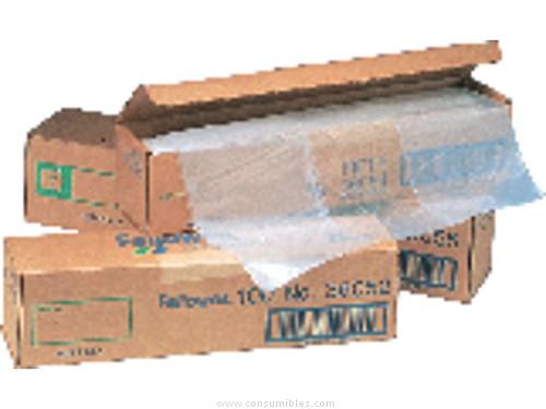FELLOWES BOLSAS RESIDUOS PARA DESTRUCTORA PACK 50 UD 98L 36054