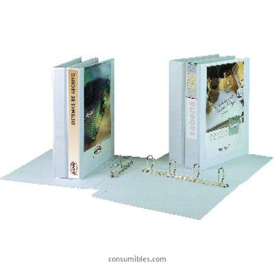 Comprar Carpetas anillas personalizables 781938 de Pardo online.