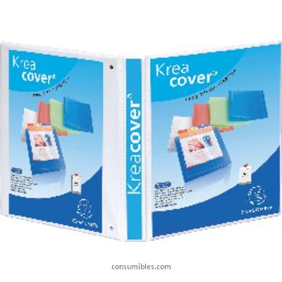Comprar Carpetas anillas personalizables 782011(1/10) de Exacompta online.