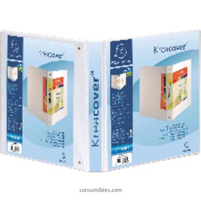 Comprar Carpetas anillas personalizables 782062(1/10) de Exacompta online.
