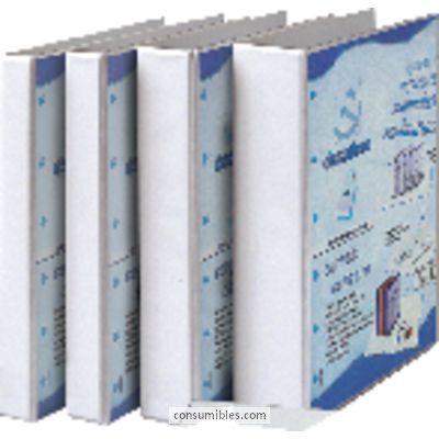 Comprar Carpetas anillas personalizables 782224(1/10) de Exacompta online.