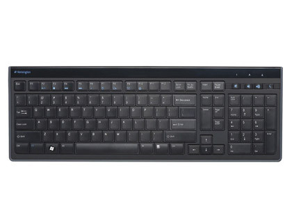 TECLADO KENSINGTON ADVANCE FIT SLIM CON CABLE