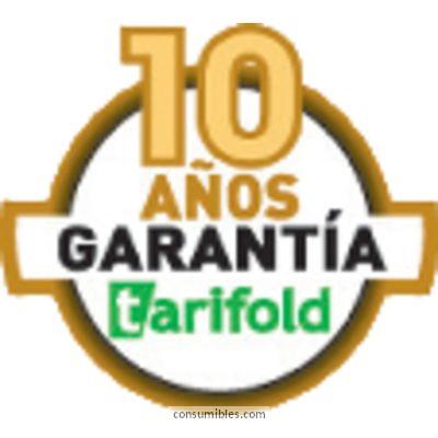 TARIFOLD CLASIFICADORES PARED P 10 FUNDAS A4 COLORES SURTIDOS METAL 464109
