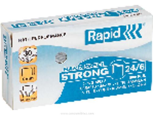 RAPID GRAPAS 1000 UD 22/6-24/6 GALVANIZADA 24855600