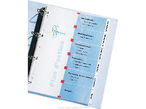 AVERY SEPARADORES 6 POSICIONES A4 1730061