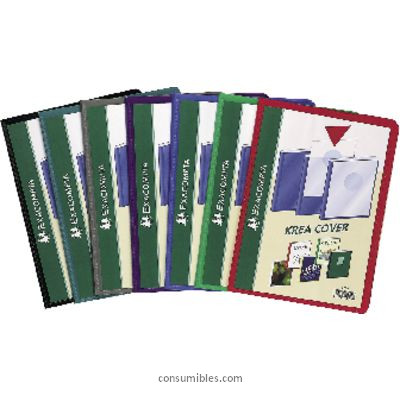 Comprar Carpetas fundas personalizables 809978(1/8) de Exacompta online.