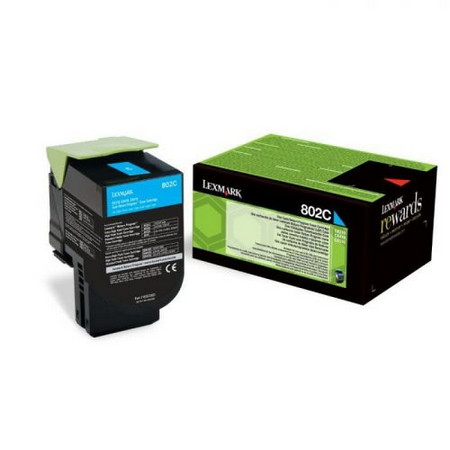 Comprar cartucho de toner 80C20C0 de Lexmark online.