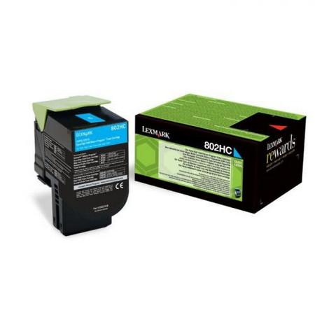 Comprar cartucho de toner 80C2HC0 de Lexmark online.