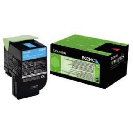 Comprar cartucho de toner 80C2HCE de Lexmark online.