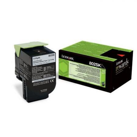 Comprar cartucho de toner 80C2SK0 de Lexmark online.