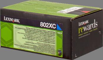 Comprar cartucho de toner 80C2XC0 de Lexmark online.