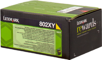 Comprar cartucho de toner 80C2XY0 de Lexmark online.