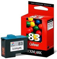 CARTUCHO DE TINTA NEGRO PACK 2 COLOR LEXMARK 70PLUS