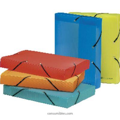 Comprar Carpetas proyecto polipropileno 810061(1/17) de Exacompta online.
