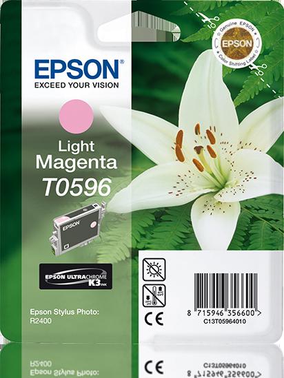 Comprar cartucho de tinta C13T05964010 de Epson online.