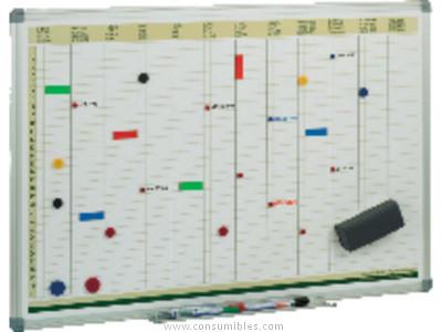 FAIBO PLANNING MAGNETICO ANUAL 60X90 CM PLA