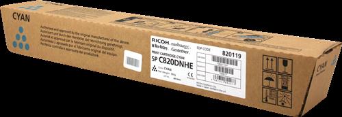 Comprar cartucho de toner 820119 de Ricoh online.