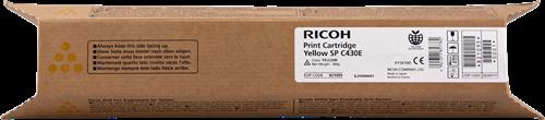 Cartucho de tóner Amarillo Ricoh 821075