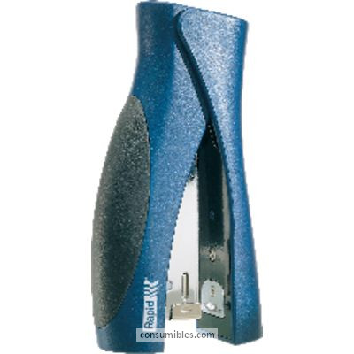 Grapadoras de sobremesa RAPID GRAPADORA STAND UP F20 20 HOJAS AZUL 60 MM 20679831