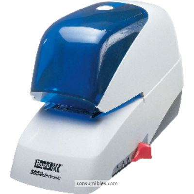 Grapadoras electricas RAPID GRAPADORA ELECTRICA 5050E 50 HOJAS 20993210