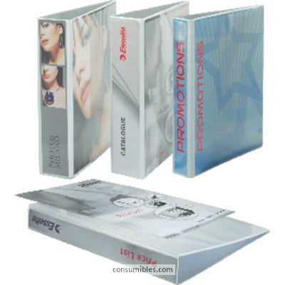 Comprar Carpetas anillas personalizables 830080(1/10) de Esselte online.
