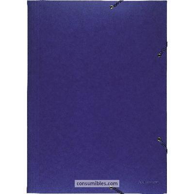 Comprar Carpetas con gomas grandes formatos 835534(1/5) de Exacompta online.