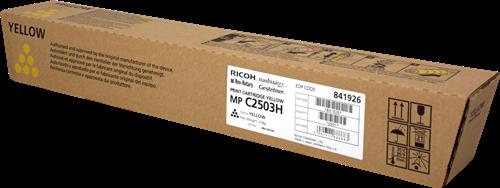 Comprar cartucho de toner alta capacidad 841926 de Ricoh online.