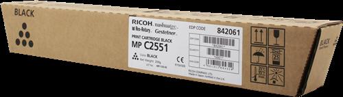 Comprar cartucho de toner 842061 de Ricoh online.