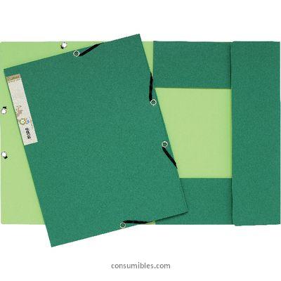 Comprar Carpetas con gomas carton 850617(1/25) de Exacompta online.